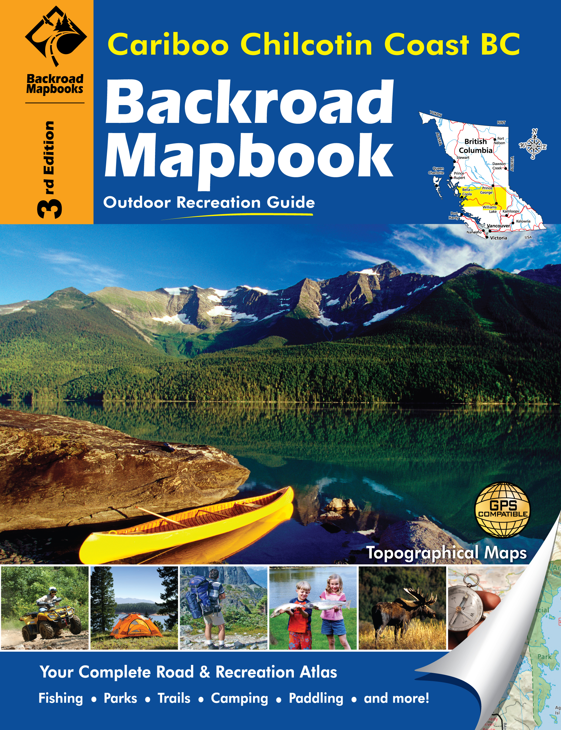View all mussio maps cariboo chilcotin coast 3rd edition fandeluxe Image collections